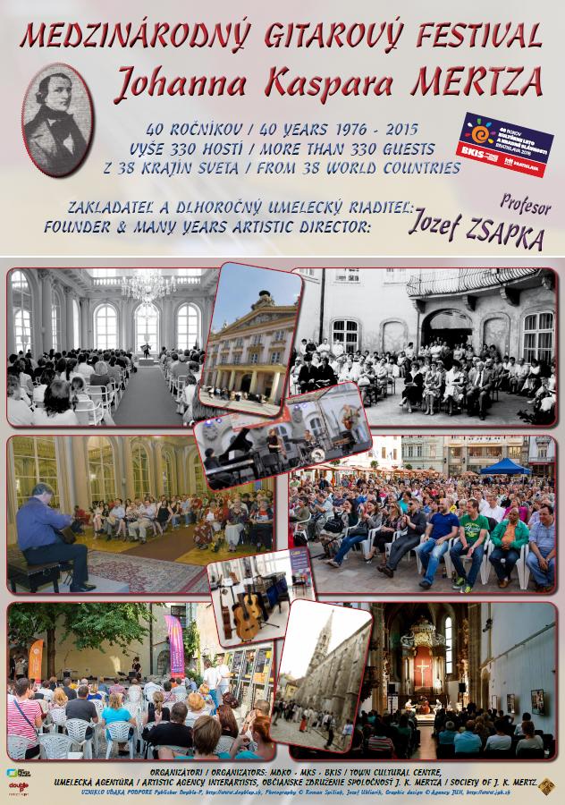 40 rokov festivalu J. K. Mertza